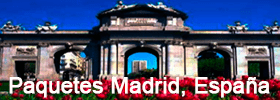 Paquetes a Madrid